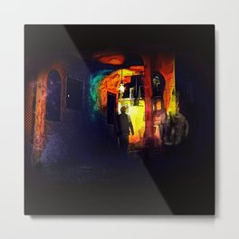 Ill-Fated Entry Metal Print