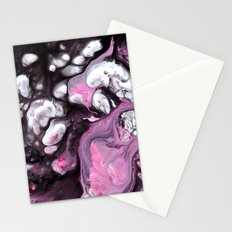 Lilac guggle Stationery Cards