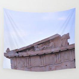 Parthenon Pediment Wall Tapestry