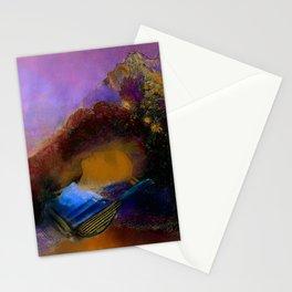 "Odilon Redon ""Orpheus"" Stationery Cards"