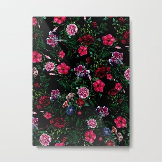 Botanical Garden VIII Metal Print