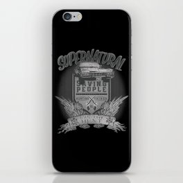 Join the hunt iPhone Skin