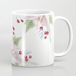 Poinsettia 2 Coffee Mug