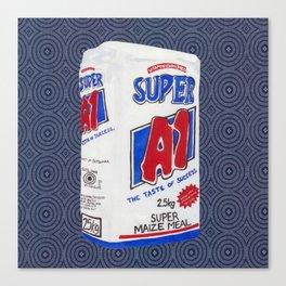 ShweShwe SuperA1 Canvas Print