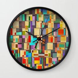Community Brazil Wall Clock