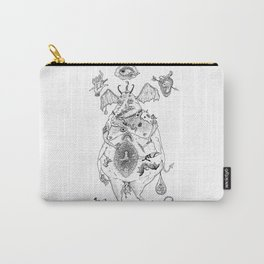 fat lucifer Carry-All Pouch