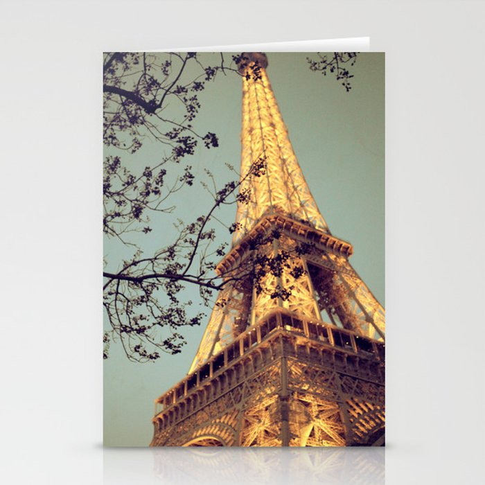The Blue Hour Stationery Cards