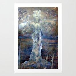 Santa Fe Art Prints for Sale Art Print