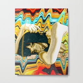 Oh Lovely Metal Print
