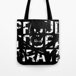 Proud to be a Pirate Tote Bag