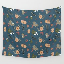 Floral Pattern 111-21CW1 Wall Tapestry