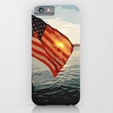 Patriot's Sunset iPhone 6s Slim Case