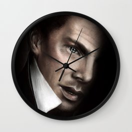Benedict Painting Wall Clock