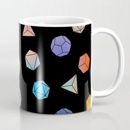 Platonic solids II Coffee Mug