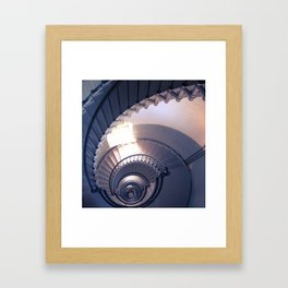 Looking at the Past Framed Art Print