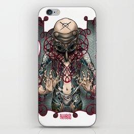 Bloodties iPhone Skin