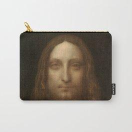 Price Slashed on 450M Leonardo da Vinci Salvator Mundi Carry-All Pouch