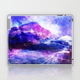 Abstract Mountain Landscape Laptop & iPad Skin