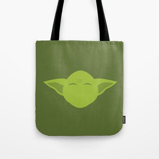 Star Wars Minimalism - Yoda Tote Bag