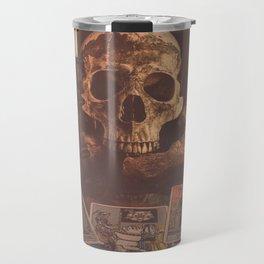 Catacomb Culture - Skulls and Tarot Travel Mug