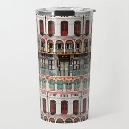 Ornate peranakan Travel Mug