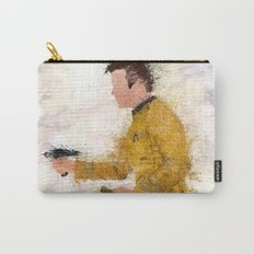 The Captain ( Splatter ) Carry-All Pouch