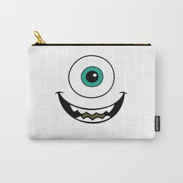monters inc art mike wazowski Carry-All Pouch