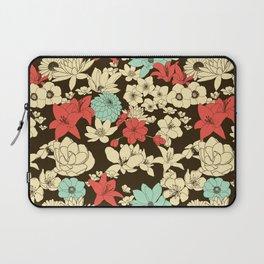 Flower Market Laptop Sleeve