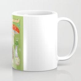 Mushroom Species Coffee Mug