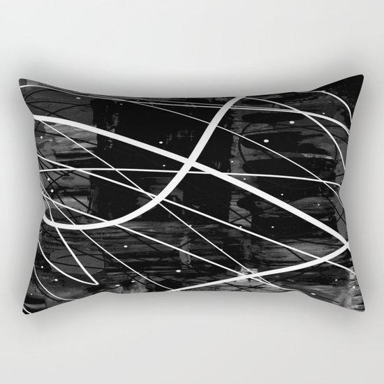 A Wondering Mind Rectangular Pillow