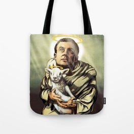 Emmanuel Christ Tote Bag