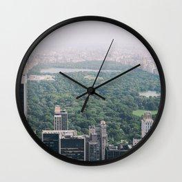 New York 05 Wall Clock