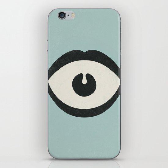 Eye Scream iPhone Skin