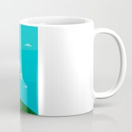 The time traveling satyr Coffee Mug