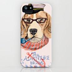 Mr.Beagle iPhone (5, 5s) Slim Case