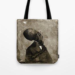Cthulhu, 1843 Tote Bag