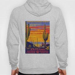 Saguaro National Monument Hoody