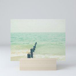 Looking Out to Sea Mini Art Print