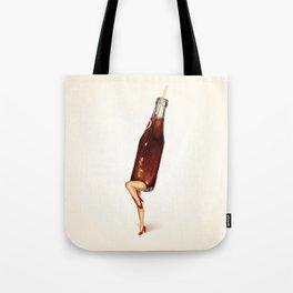 Soda Girl Tote Bag