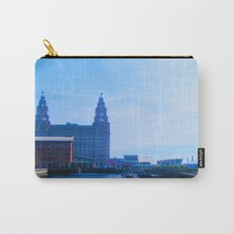 Liver Building from Princes Dock Carry-All Pouch