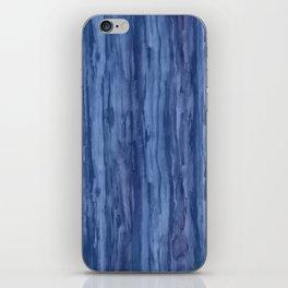 Blues Blue iPhone Skin