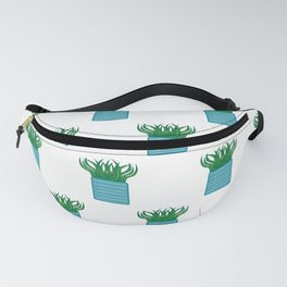 Plant Pattern Fanny Pack