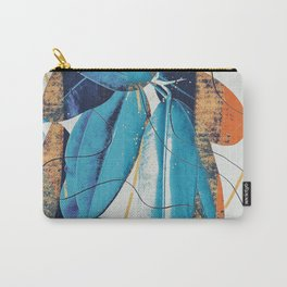 Abstract No. 3: Fig Leaves Carry-All Pouch