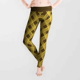 Plaideweave Leggings