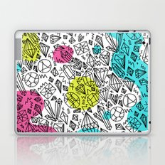 gem stones Laptop & iPad Skin