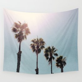 Four Palms Wall Tapestry