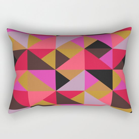 colour + pattern 19 Rectangular Pillow