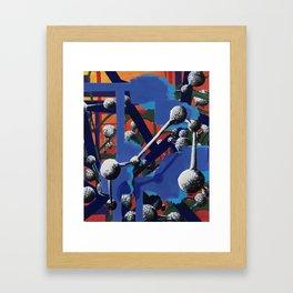 Makro Framed Art Print