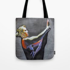 Rise From the Shadows Tote Bag