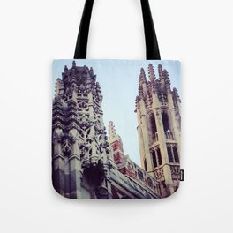 Towers (Yale, CT) Tote Bag